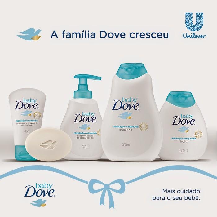 Mamãe, cheguei! | Novo Baby Dove