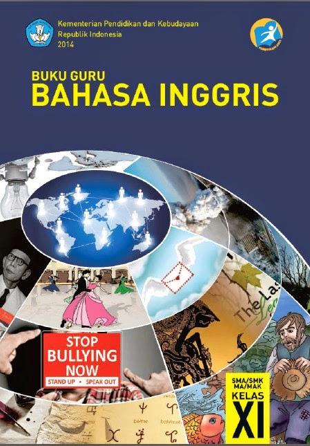 Download Buku Bahasa Inggris BSE Kurikulum 2013 untuk Kelas 10 dan 11 SMA.