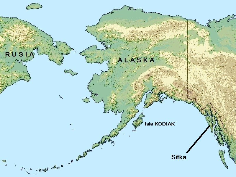 Rusia Para Hispanoparlantes La Venta De Alaska
