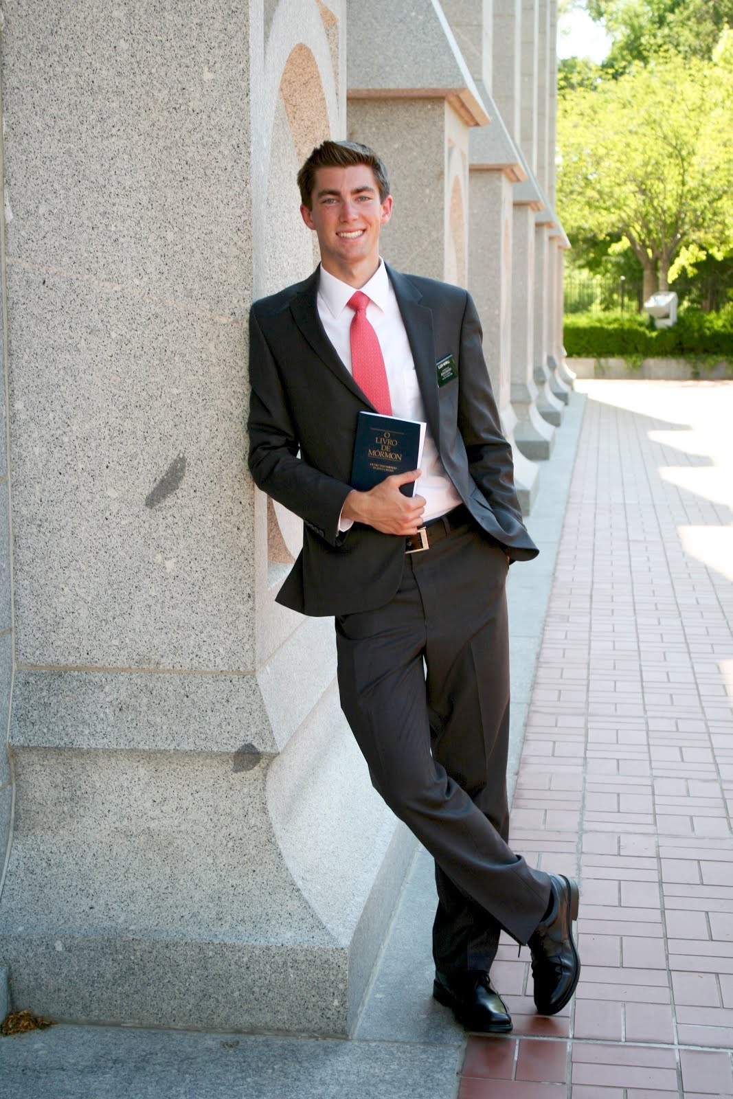 Elder Brian Merrill