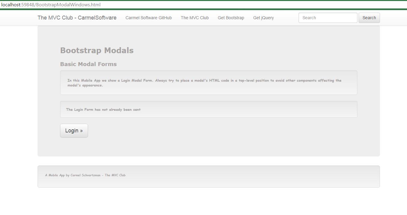 The asp mvc club bootstrap tutorial lesson 6 responsive bootstrap tutorial falaconquin