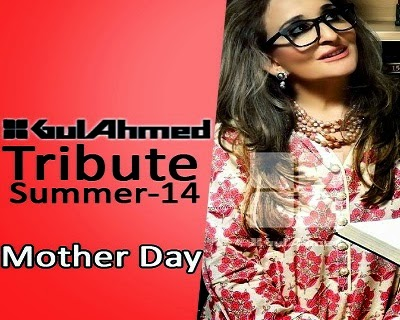 Gul Ahmed Lawn Collection for Mature Women