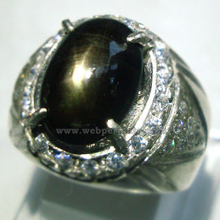 ... permata, toko batu permata, Bangsing, Kresnadana, black sapphire star