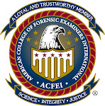 Member of The American College of Forensic Examiners Institute