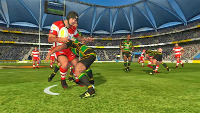 Rugby Challenge 2 full game