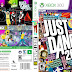 Capa Just Dance 2015 Xbox 360