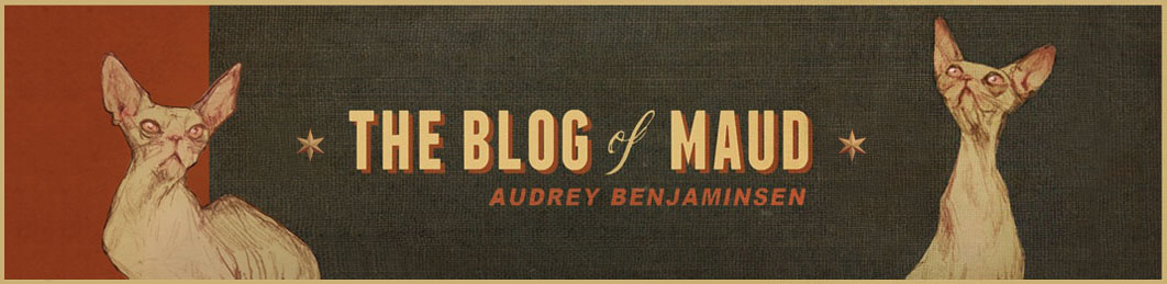 The Blog of Maud