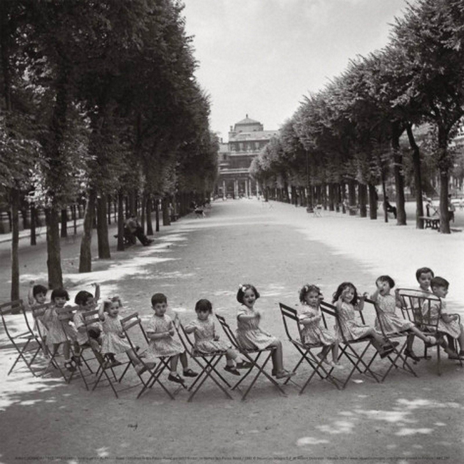 Robert Doisneau Photography Children History in Photos: Rob...