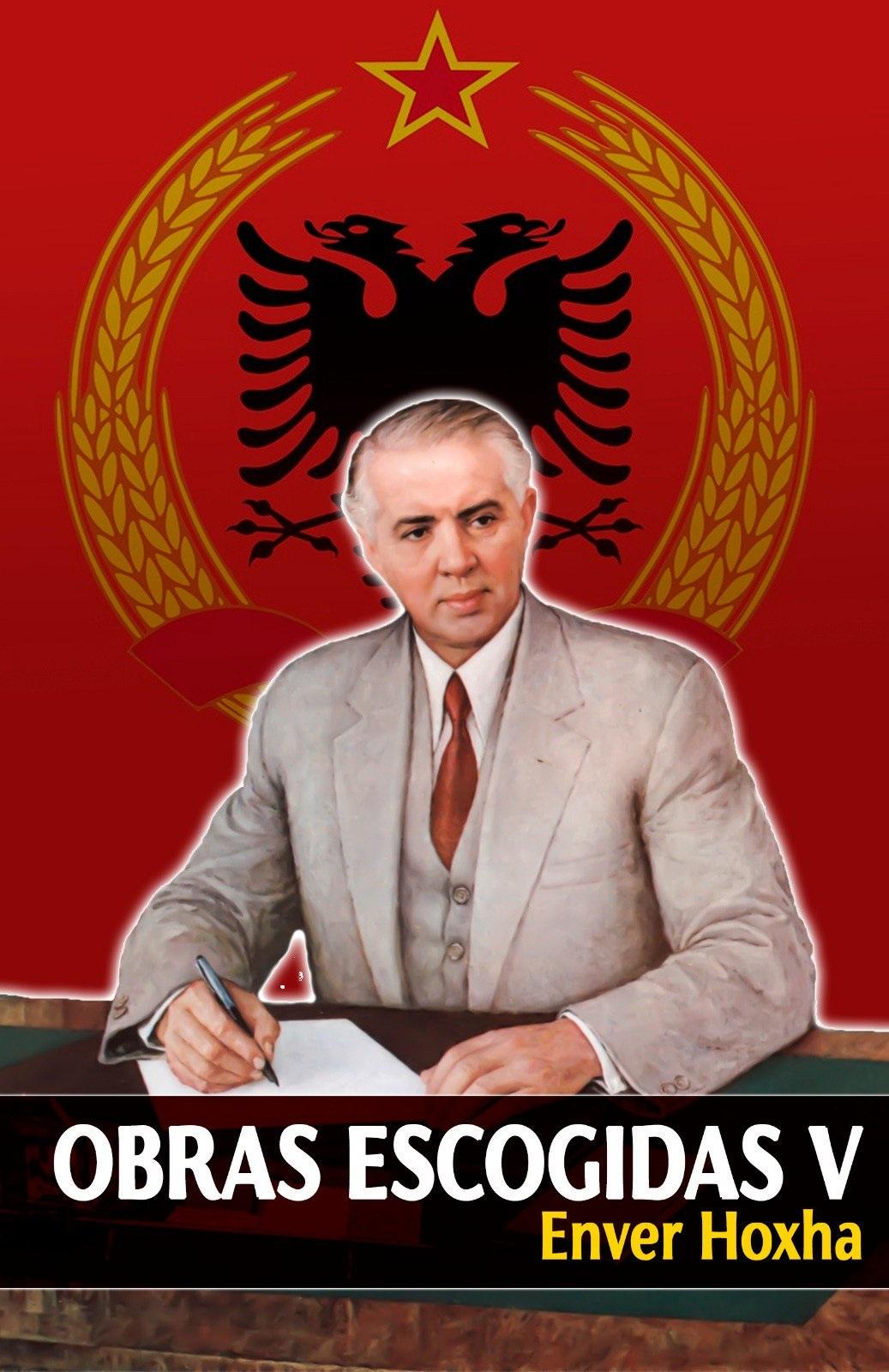 Tomo V Enver Hoxha