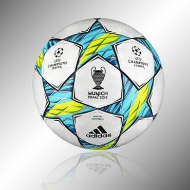 Bola untuk Final Liga Champions 2012