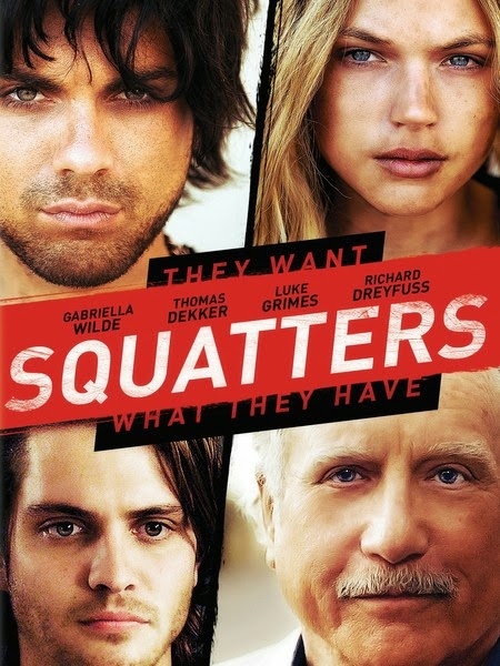 Squatters (2014)