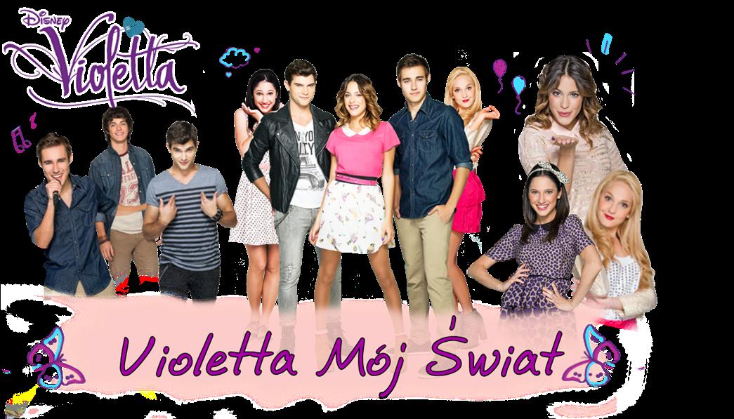 Violetta Mój Świat