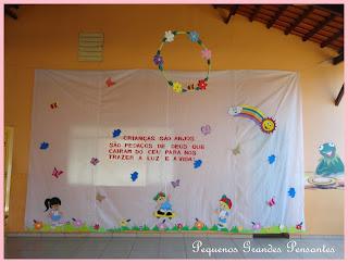 Pré Escolar Municipal Cantinho do Saber
