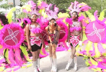 Stunning photos from Calabar carnival