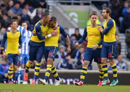 Arsenal – Aston Villa: Tiếp tục đà thăng hoa