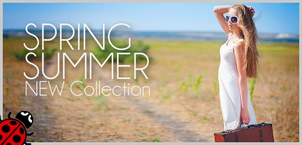 Colección primavera verano yokono