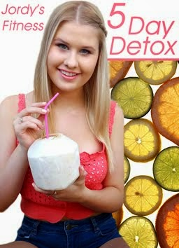 Jordy's Fitness 5 Day Detox