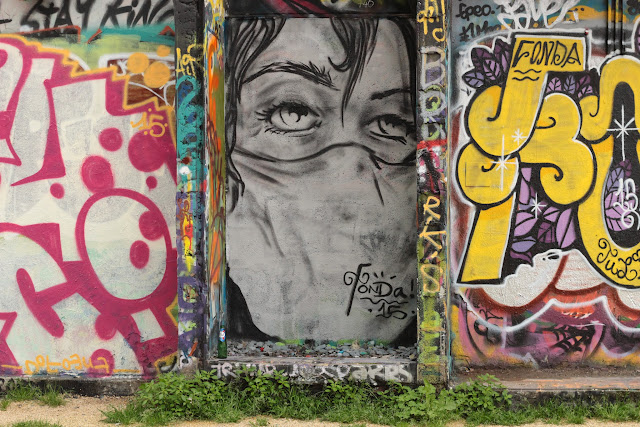 street art graffiti la rochelle