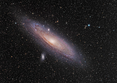Galaxia de Andrómeda (M31)