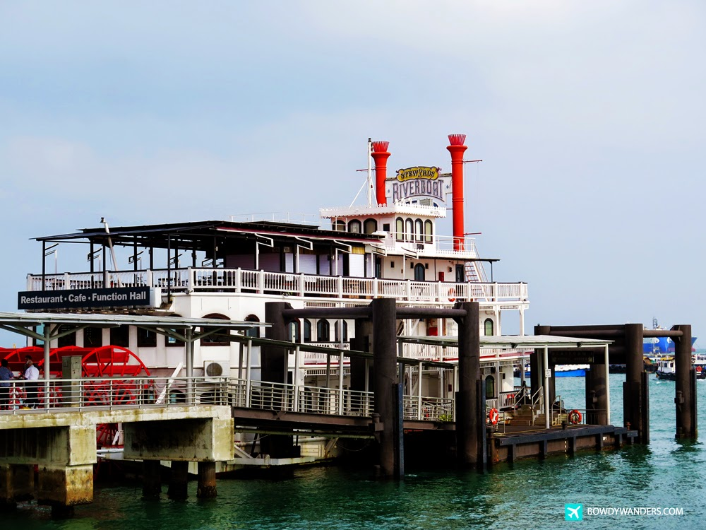 Marina South Pier: Faces of Singapore's Marina Bay Cruise Area