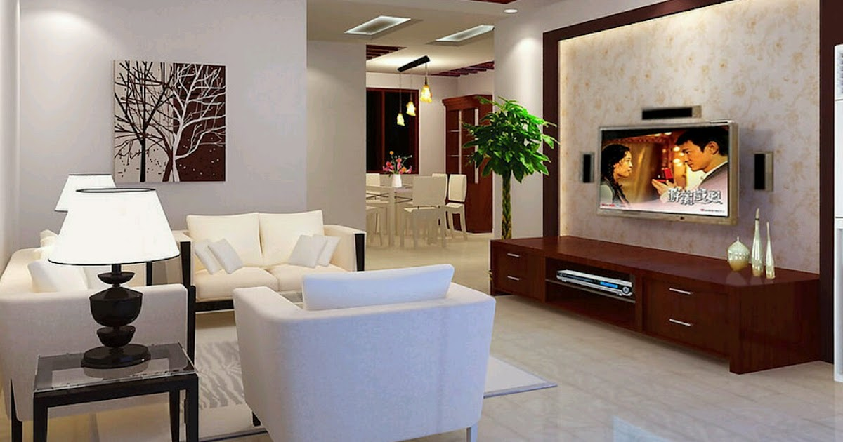 New home designs latest modern interior decoration for Latest decoration of living room