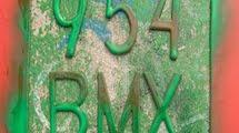 954 Bmx