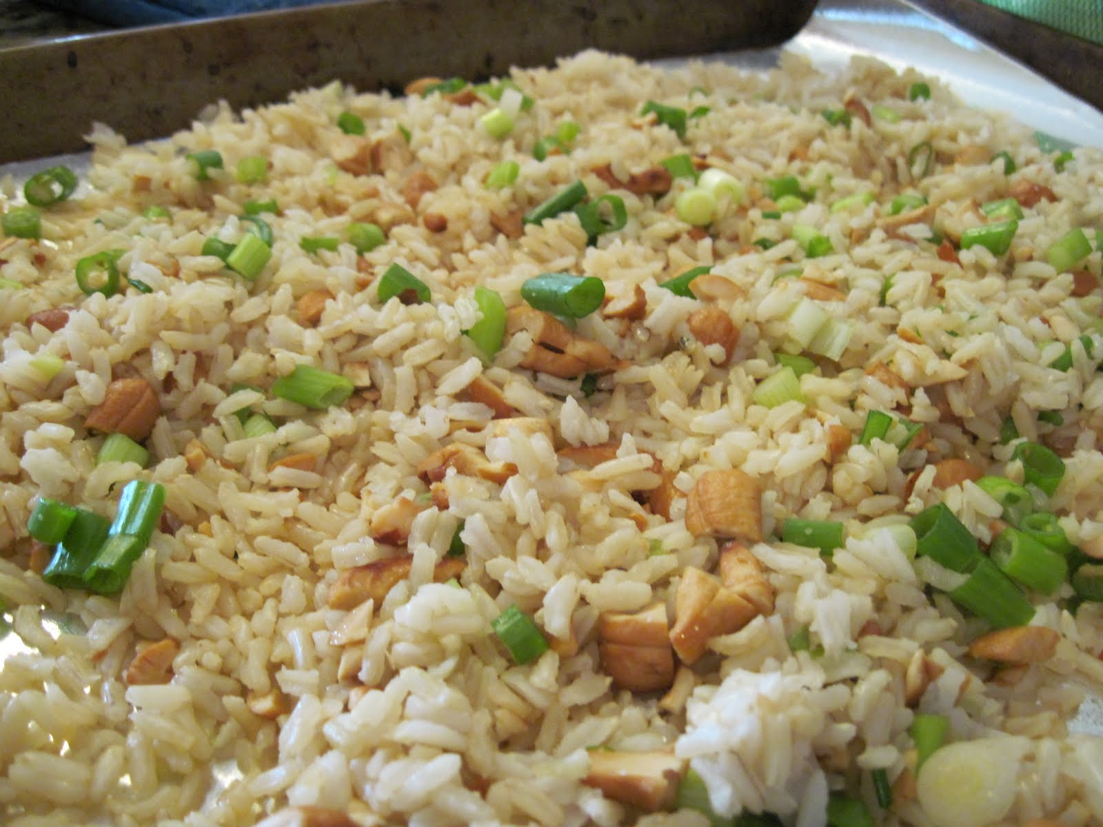 Cashew Rice Recipes — Dishmaps
