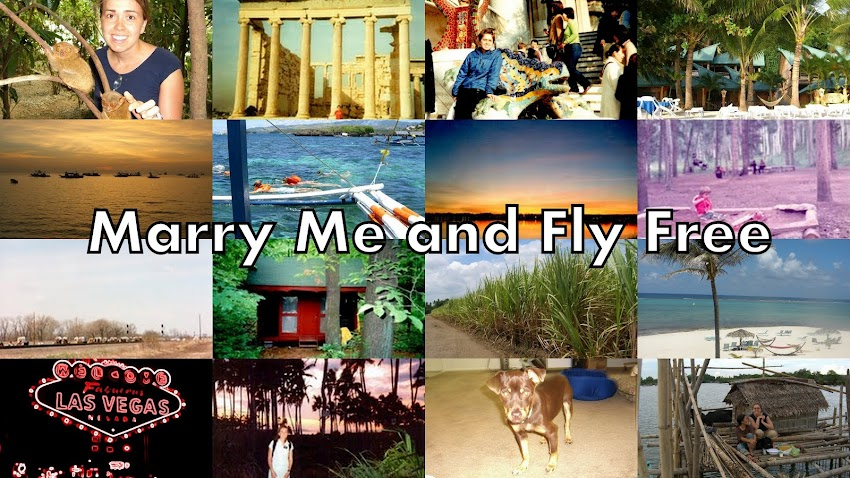 Marry Me and Fly Free