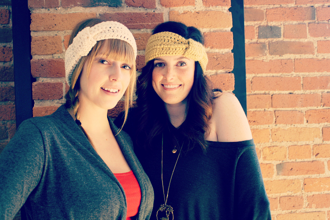 Crochet-along: Crochet Knotted Headbands