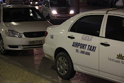Price of Airport taxi in Vietnam