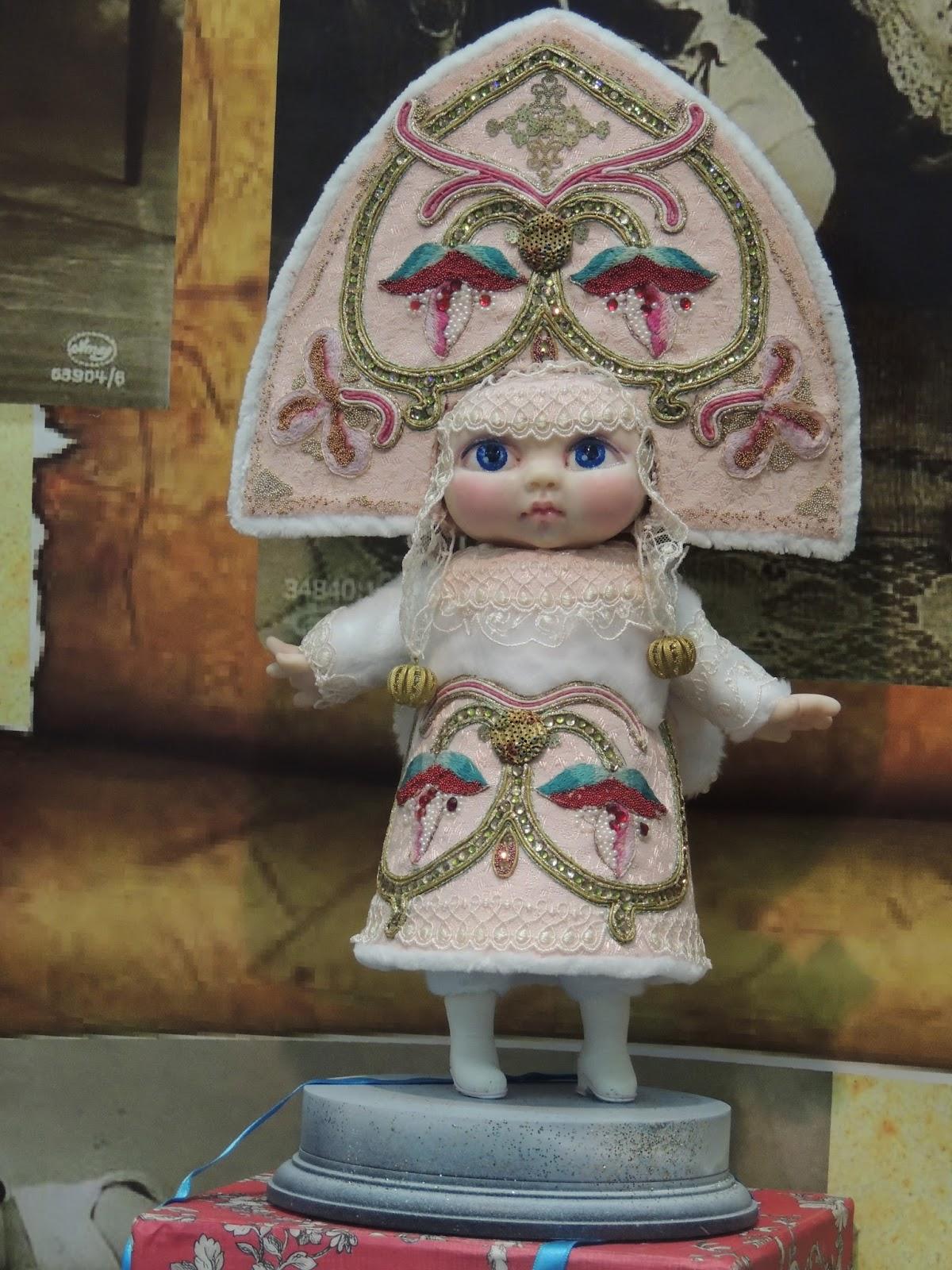 кукла,маша,снегурочка