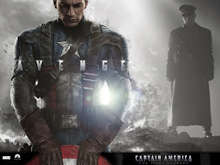 Captain America The First Avanger Movie HD Wallpaper