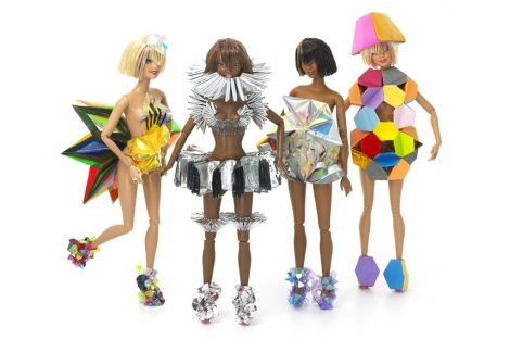 Fred Butler Barbie for Selfridges