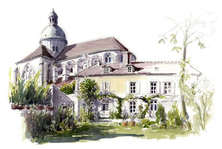 La maison de Caroline Angebert