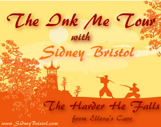 Author Guest Post & Giveaway: Sidney Bristol