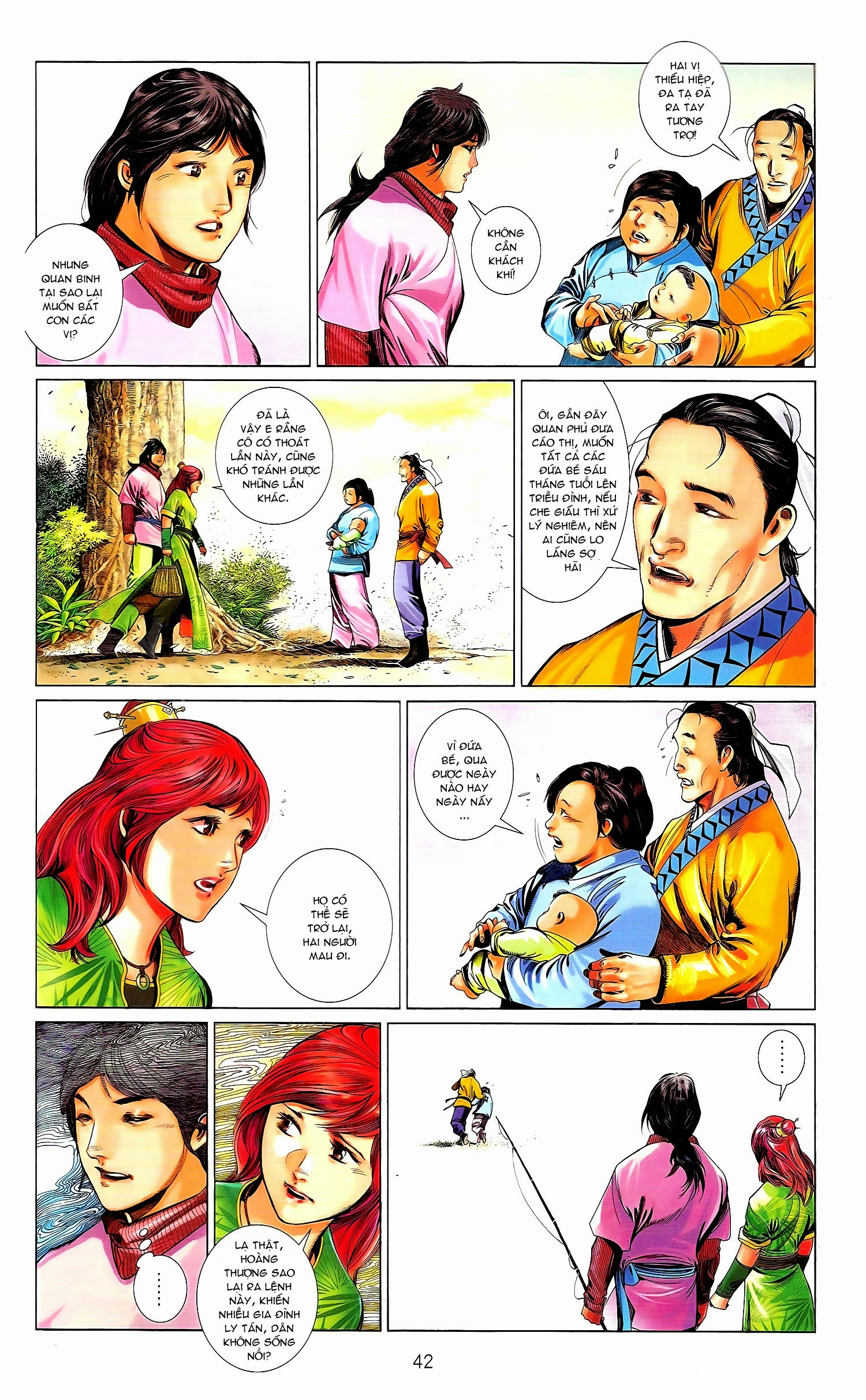 Phong Vân chap 671B Trang 13 - Mangak.info