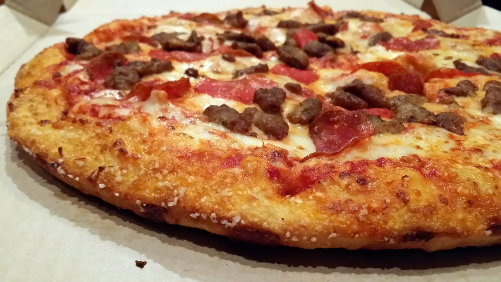 We Enjoy Quite A Few Of The Smaller Chains Round Up HERE But Its Been Several Years Since Ive Eaten Pie From Dominos Little Caesars Or Pizza Hut
