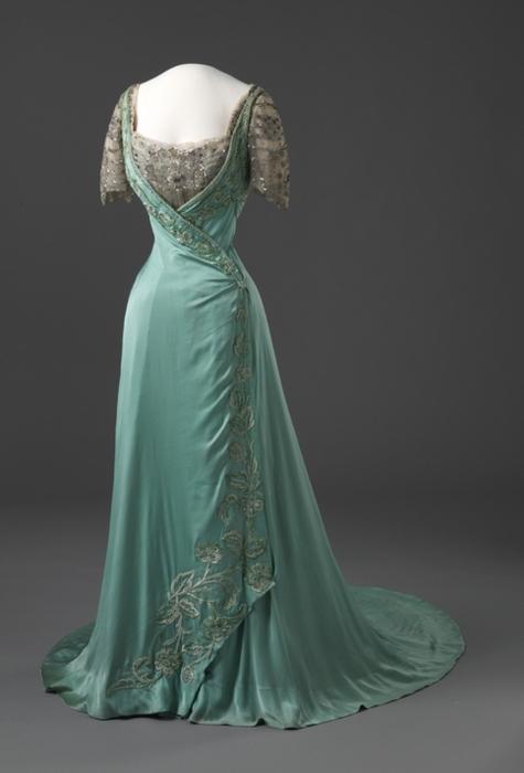 Ball Gowns 1910 | Beauty Fashion Girl Stylish