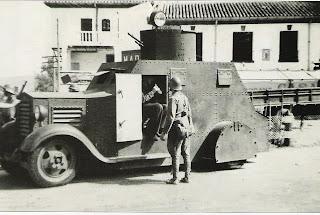 Bilbao car