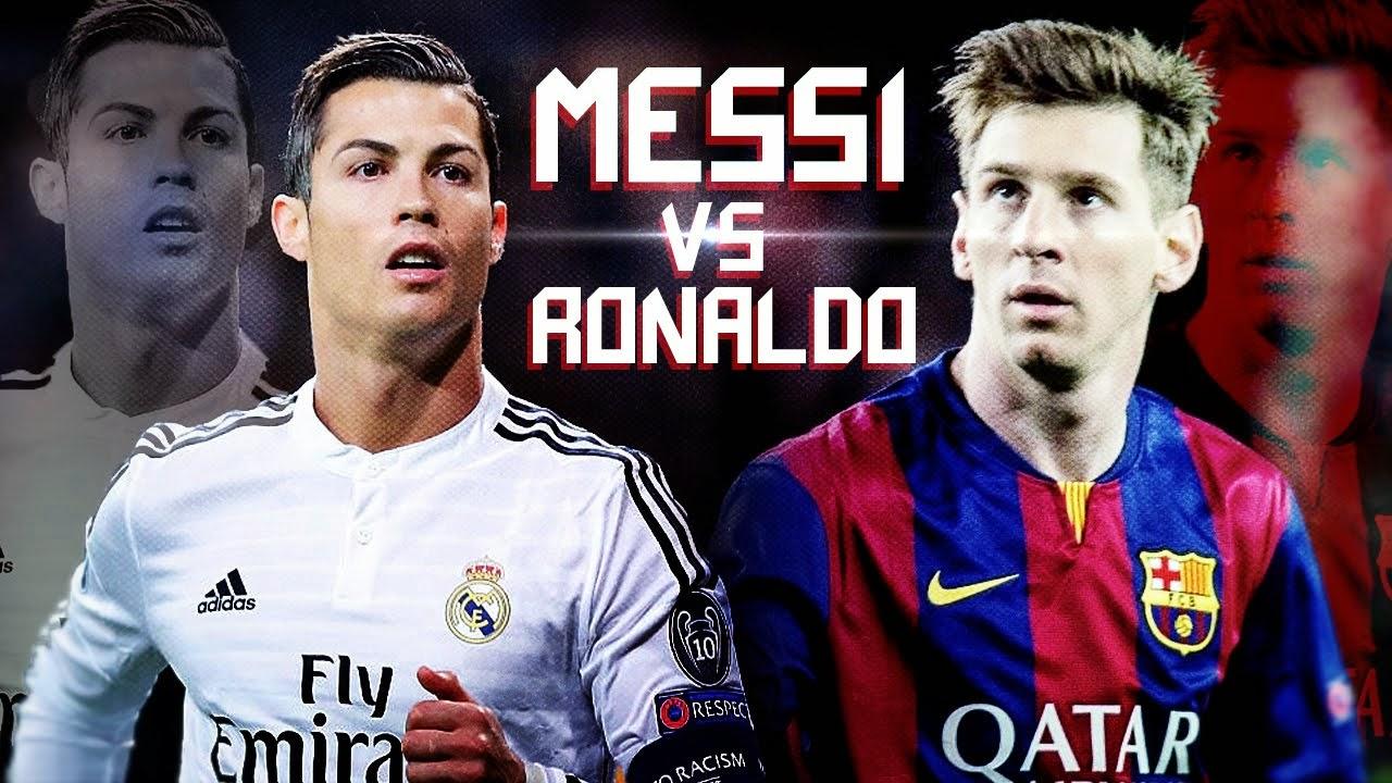 Lionel Messi vs Ronaldo 2015