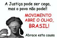 Movimento ABRE O OLHO, BRASIL!