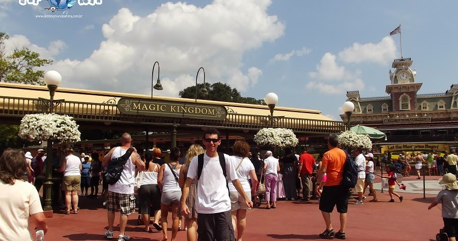 Disney: parque Magic Kingdom