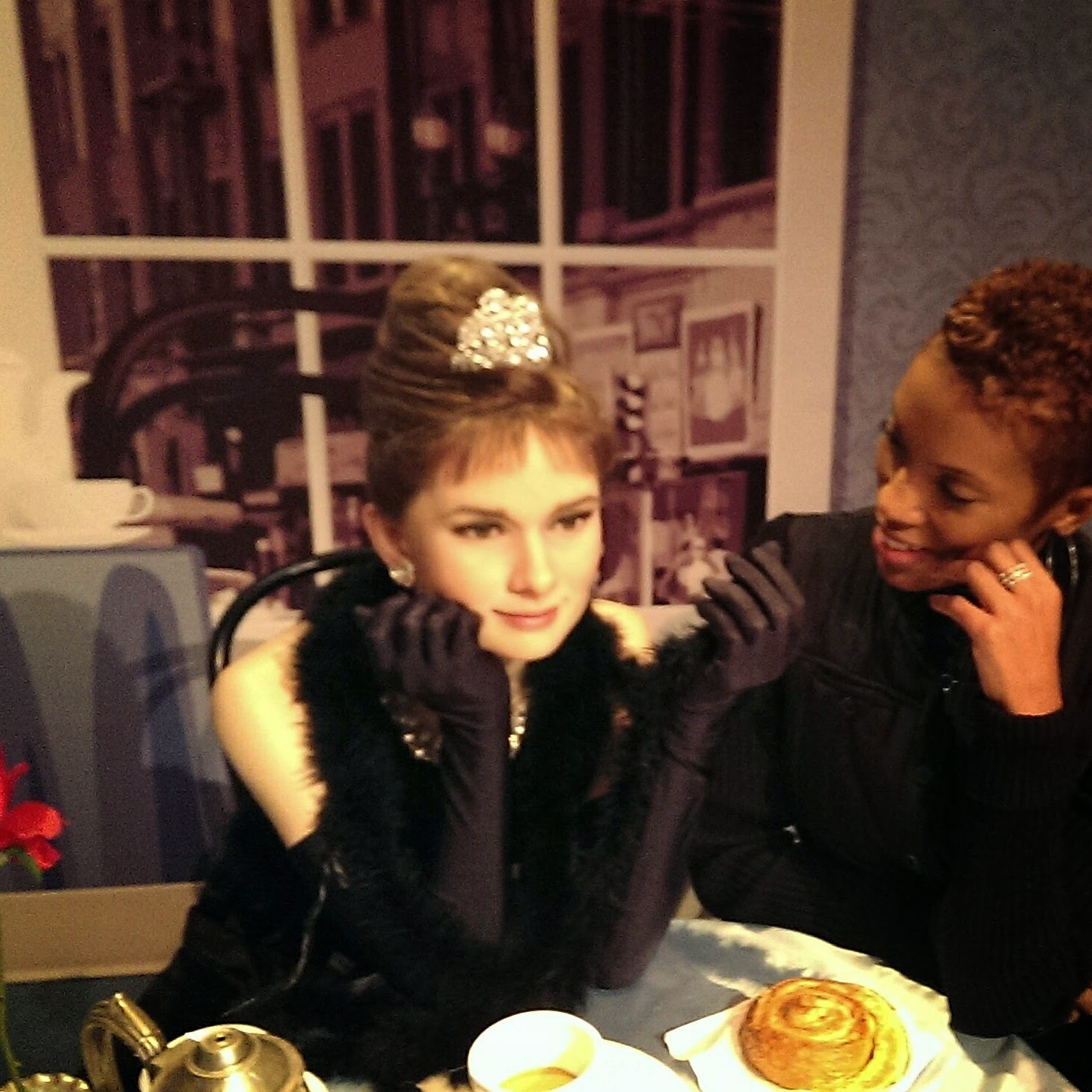 Audry%2BHepburn Hangout With Your Favorite Celebrities at Madame Tussauds Hollywood