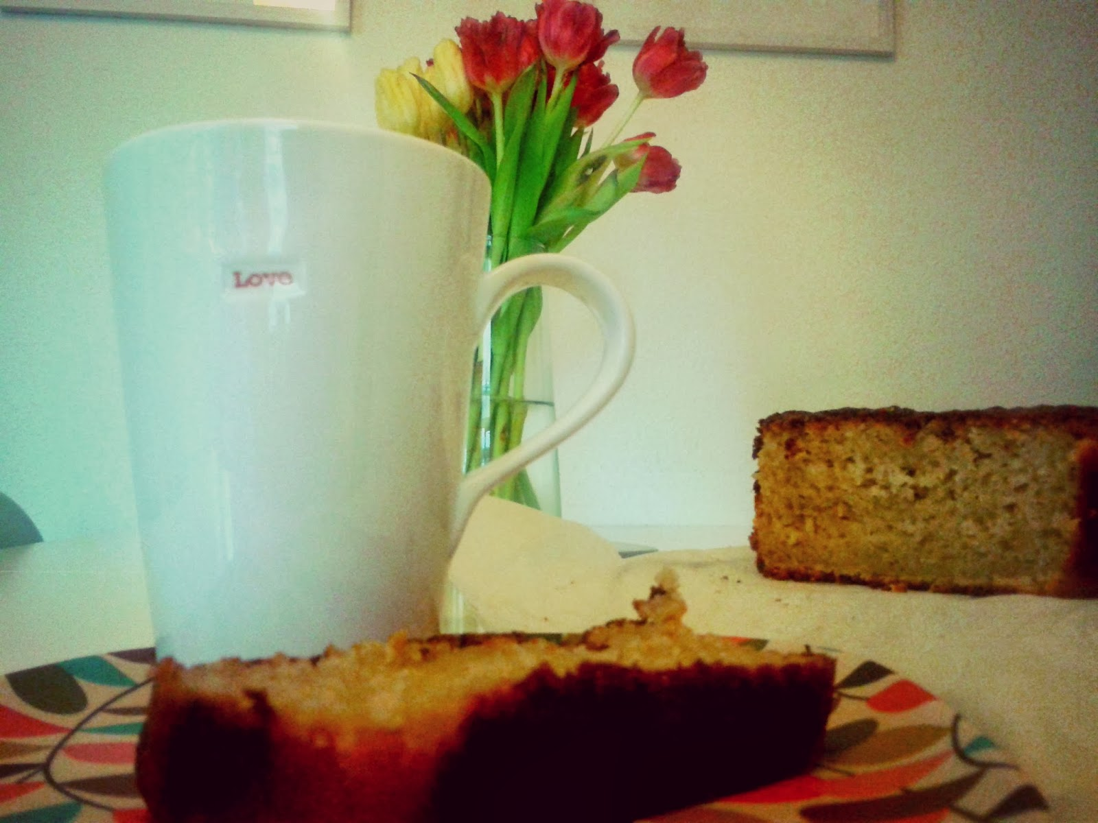 Project 365 day 54 - tea and cake // 76sunflowers
