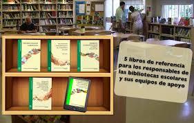 Libros de referencia Bibliotecas Escolares