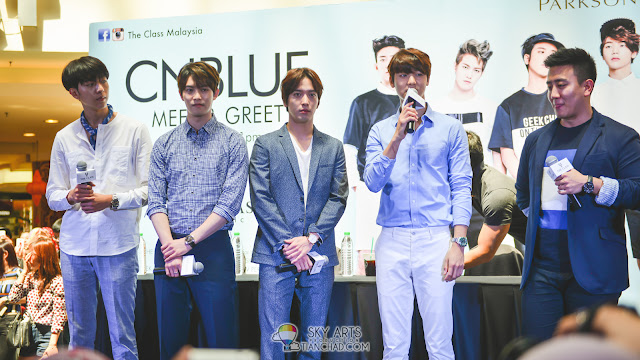 Who do you think is the most handsome CNBLUE member?