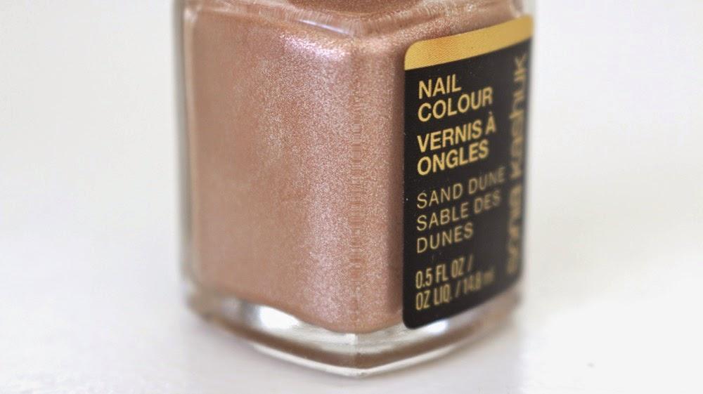 Sonia Kashuk Sand Dune Nail Colour