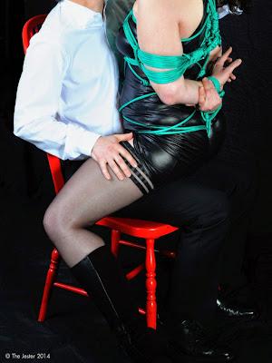 Paare unter sich: Bondage bleibt spannend.