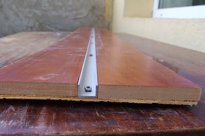 направляющая шина для дисковой пилы