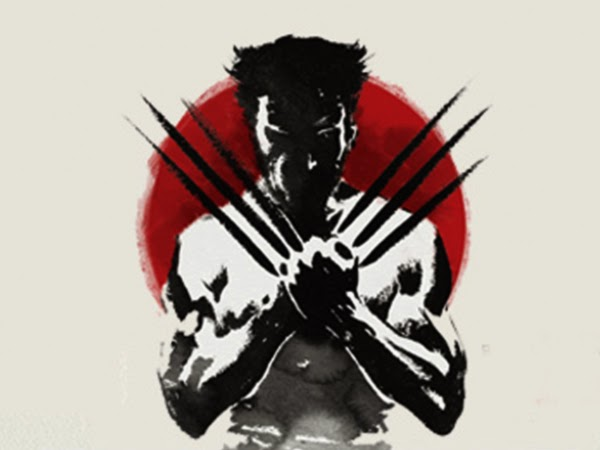 The Wolverine Movie Poster Art